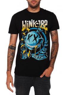 Blink 182 20 Years Shirt Mark Hoppus Tom Delonge Travis Barker Angels