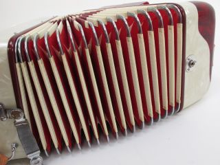 Marotta United Accordion w Case