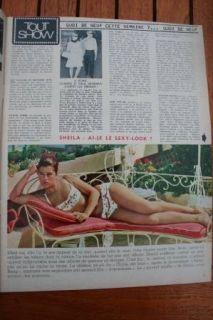1967 Steve McQueen Raquel Welch Marianne Faithfull