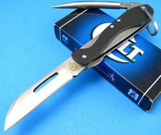 Colt G10 Marlin Spike Folding Sheepsfoot Blade Pocket Rigging Knife