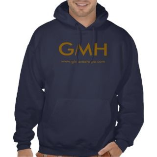 GMH, www.givesmehope Hooded Pullovers