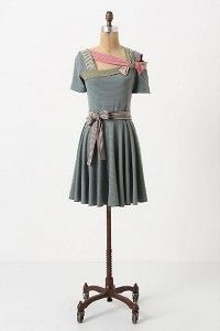 Anthropologie Marston Strapped Dress Beguile by Byron Lars Size L Free