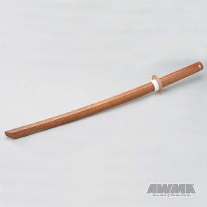 Hardwood Bokken Wood Sword Martial Arts Wooden Weapons