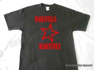 Sergio Martinez T Shirt  Star  Maravilla vs Chavez Cotto Boxing HBO