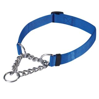 Martingale Dog Collar Guardian Gear Nylon Training Chain Choke Collars