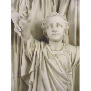 Statue The Holy Family Mary Joseph Jesus