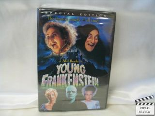 Young Frakenstein * NEW * DVD * Special Edition *