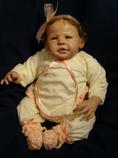 Adorable Reborn Baby Girl Debbie Degraafs Skylar Le 79 150