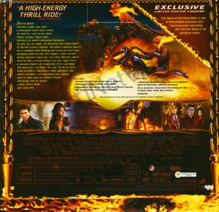 Ghost Rider 2 Disc Widescreen Deluxe Editio New DVD