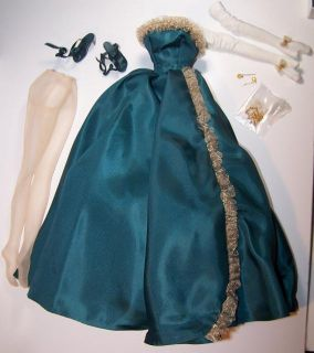 Mel Odom Gene Marshall 16 Destiny Doll Outfit