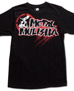 Metal Mulisha Kids T Shirt, Boys Logo Tee   Kids Boys 8 20