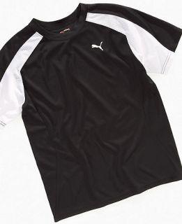 Puma Kids T Shirt, Boys Sport Tee   Kids Boys 8 20
