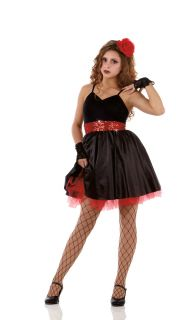 Teachers! MATERIAL GIRL Halloween Dance Costume CHOOSE Dress, Gloves