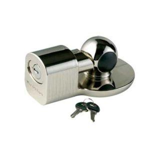 Image of Master Lock Keyed Alike Universal Trailer Coupler Lock
