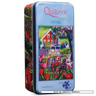 NEW Masterpieces jigsaw puzzle 300 pcs Diane Phalen   Joyful Blooms