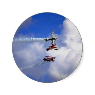 Team Toyota, Woodford Air Show 1990, England Stickers