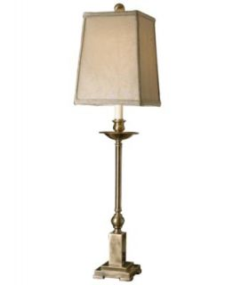 Dale Tiffany Table Lamp, Crystal Buffet