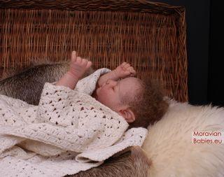 Amazing Reborn Fantasy Baby Hobbit Lewis Kewy Doll Kit