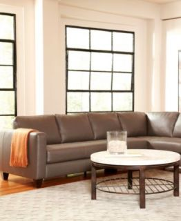 Vice Versa Living Room Furniture Sets & Pieces, Leather Modular