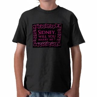 Sidney Crosby Sign T shirt