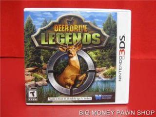 Nintendo 3DS Game Deer Drive Legends  3DS Nintendo