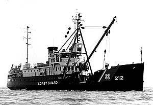 Coast Guard Cutter Fir WLM 212 Mug
