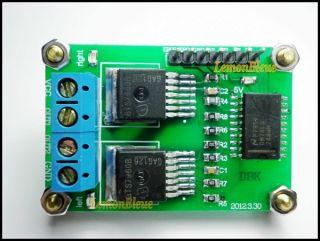 Max 40A DC Motor Driver Drive Module H Bridge PWM Control Fast Braking