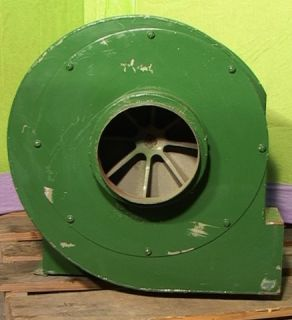 Peerless 3HP Material Handling Blower Fan Direct Drive