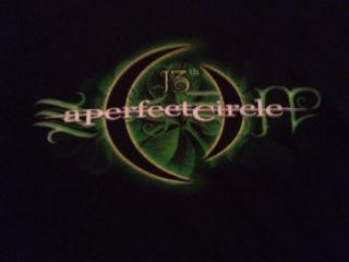13th Clover Black Concert T Shirt Tool Maynard James Keenan XL