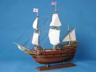 Mayflower Limited 30 Model Sailing Ships Vintage Model Boats Beach
