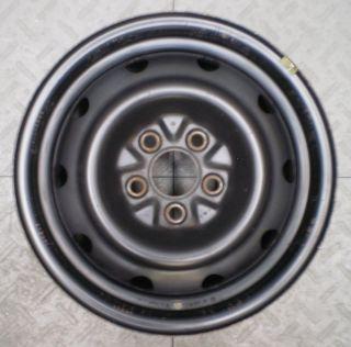2053 Dodge Neon 14 Factory Steel Wheel Rim