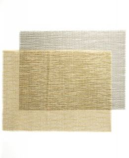 Chilewich Table Linens, Basketweave Woven Vinyl Placemat Collection