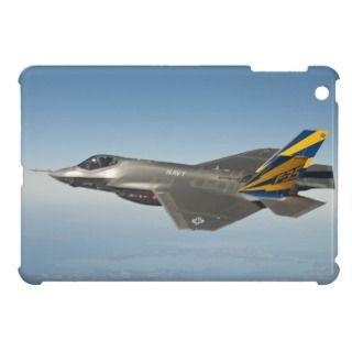 Fighter Jet Photo iPad Mini Covers