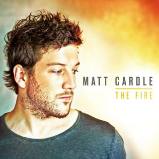 PERSONALLY SIGNED/AUTOGRAPHED MATT CARDLE   THE FIRE CD ALBUM★★X
