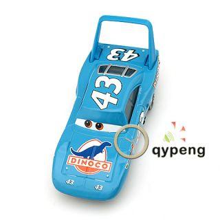 Disney Pixar Cars The King 43 Dinoco Mattel Diecast Car Toy