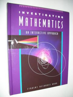 McGraw Hill Mathematics Textbook Math 9th Grade 9