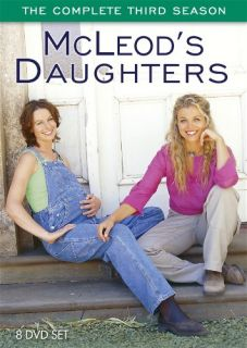 McLeods Daughters Complete Season 3 New SEALED DVD