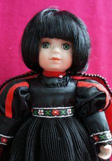 Osmond COMPLETE SET of 10 Porcelain Beauty Bug Dolls 10 Ltd. Ed