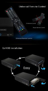 ray Android Linus Network Media Player USB 3.0 Jukebox Realtek 1186DD