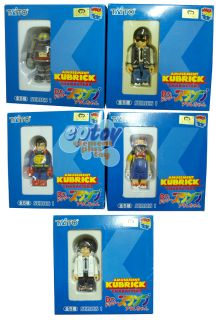 Medicom 100 Kubrick Dr Slump Series 1 Figures Set