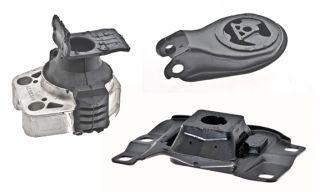 Mazda 3 Engine Motor Mount Set 2004 2005 2006 2007 2008 2009 2.3L 2.0L