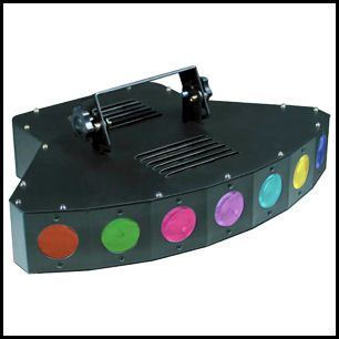 MBT LED Spray DMX Lighting Effect DJ Stage Light New