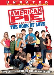 American Pie Presents The Book of Love New DVD