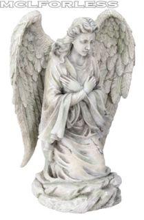 Mourning Angel Tabbris Memorial Statue Figurine Nice