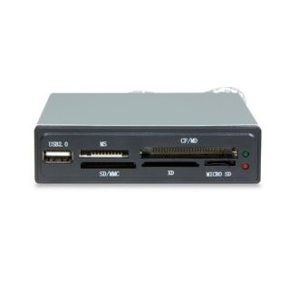 Sabrent CRW Uinb 6 in 1 USB Memory Card Reader Writer