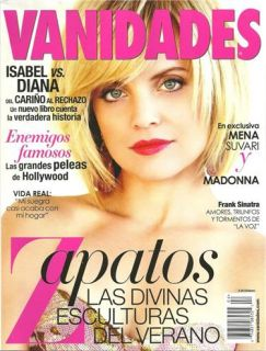Mena Suvari. This magazine is in excellent condition. It comes from a