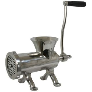 Buffalo Tools Sportsman Stainless Steel Meat Grinder SM07529
