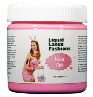 Liquid Latex Fahions Body Paint Choose Color New