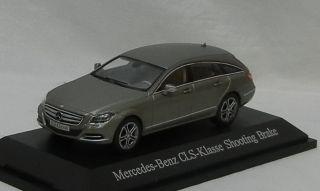 Modellauto Norev Mercedes Benz CLS Shooting Brake 2012 1 43