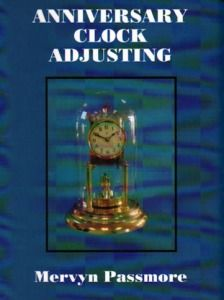 Anniversary Clock Adjusting by Mervyn Passmore